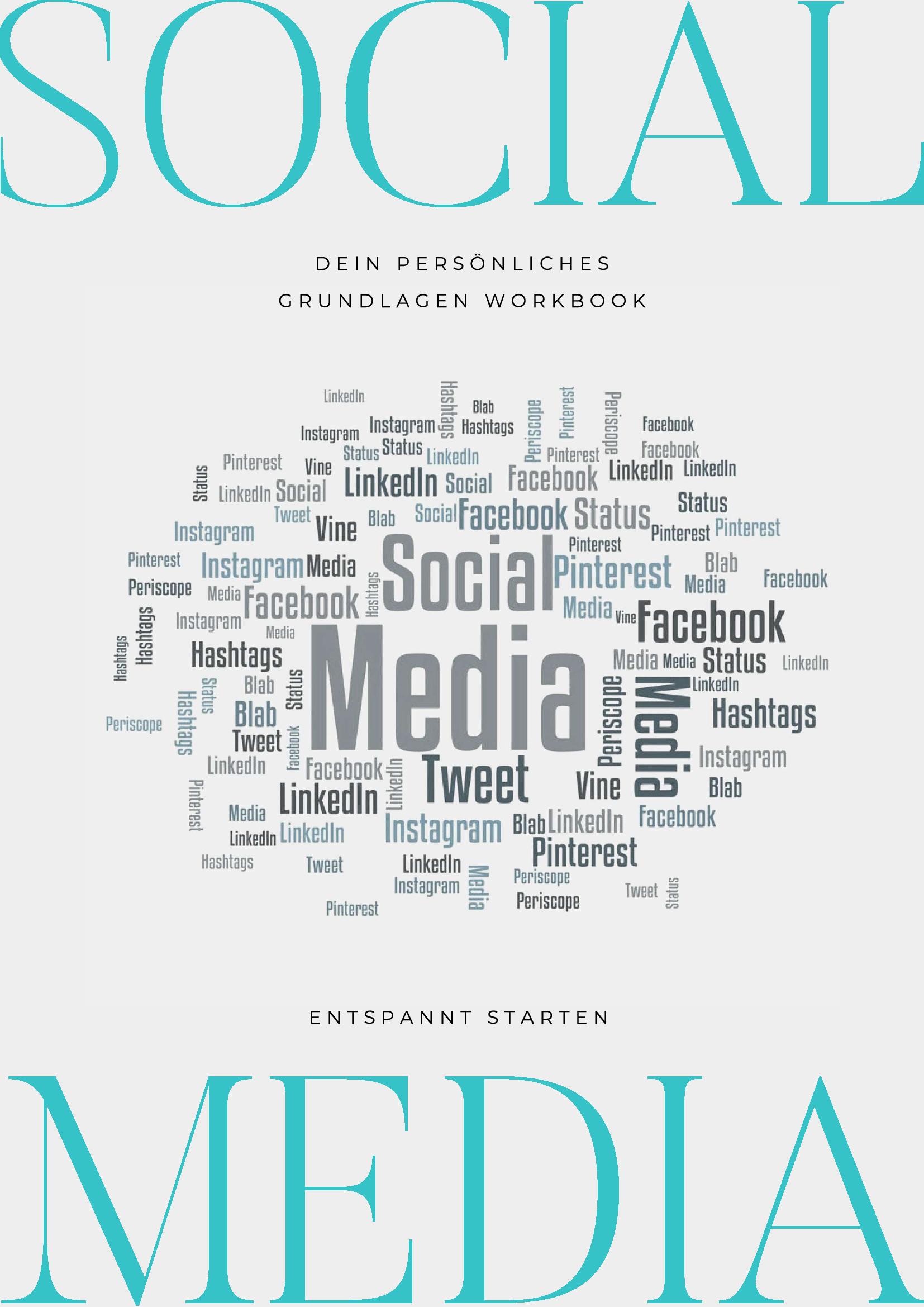 Social Media Workbook Cover